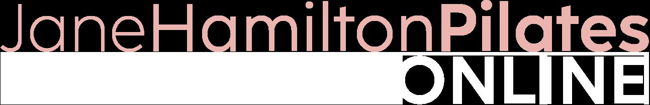 Jane Hamilton Pilates logo